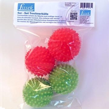 4 x Trocknerbälle Trockner Bälle Wäsche Bälle Waschball Trocknerball - 2