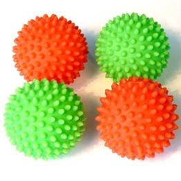 4 x Trocknerbälle Trockner Bälle Wäsche Bälle Waschball Trocknerball - 1