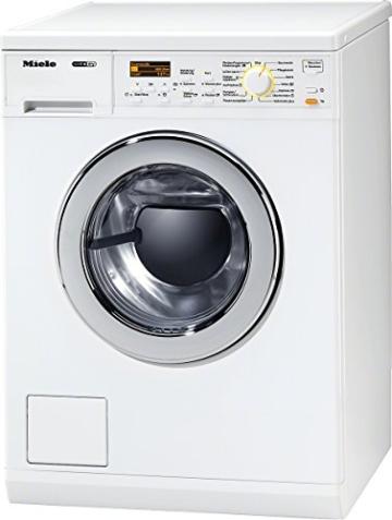 Miele WT2796WPM D LW wash-dry Waschtrockner / 816 kWh / Beim Trocknen Zeit und Strom sparen, Thermoschleudern / Waschen und dabei ungestört entspannen Funktion Extra leise / lotosweiß - 1