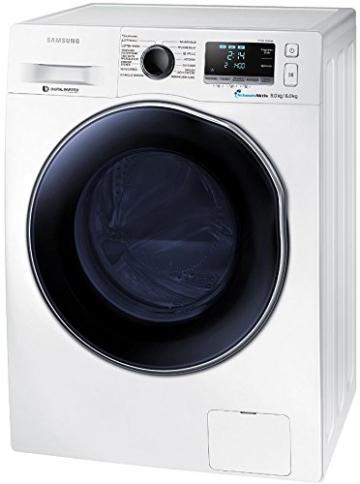 Samsung WD80J6400AWEG Waschtrockner / 8kg Waschen / 1088 kWh / SchaumAktiv Technologie / weiß - 5
