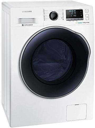 Samsung WD80J6400AWEG Waschtrockner / 8kg Waschen / 1088 kWh / SchaumAktiv Technologie / weiß - 6