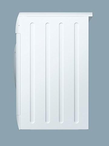 Siemens iQ300 WM14E425 iSensoric Waschmaschine / A+++ / 1400 UpM / 7 kg / weiß / VarioPerfect / WaterPerfect / Super15 - 9