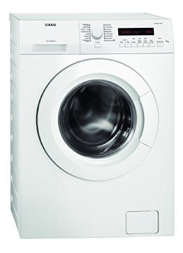 AEG L72675FL Waschmaschine Frontlader / A+++ / 1600 UpM / 7 kg / Weiß - 1