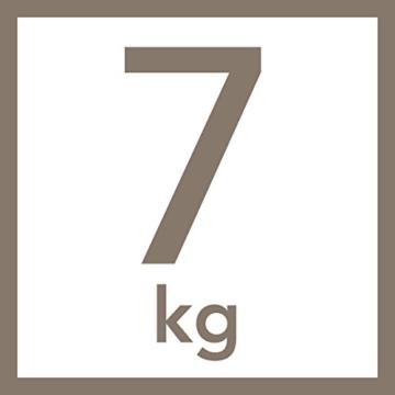 AEG L72675FL Waschmaschine Frontlader / A+++ / 1600 UpM / 7 kg / Weiß - 5