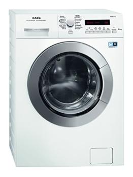 AEG L75694NWD Waschtrockner / 1224 kWh / Wolletrockenprogramm / weiß - 1