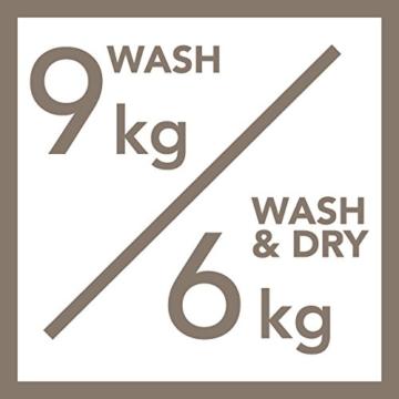 AEG L75694NWD Waschtrockner / 1224 kWh / Wolletrockenprogramm / weiß - 5