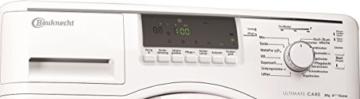 Bauknecht TK EcoStar 8 A+++ Wärmepumpentrockner / 4 Jahre Herstellergarantie / 8 kg / A+++ / weiß - 4