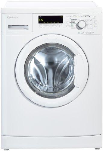Bauknecht WA PLUS 634 Waschmaschine Frontlader / A+++ / 2+2 Jahre Herstellergarantie / 1400 UpM / 6 kg / Weiß / Startzeitvorwahl / 15-Minuten-Programm / Farbprogramme - 4