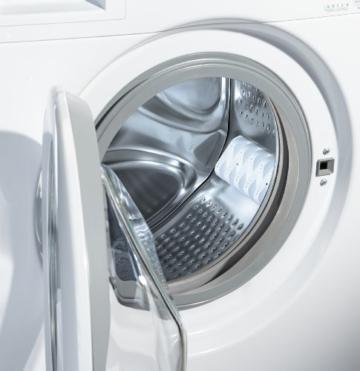 Bauknecht WA PLUS 634 Waschmaschine Frontlader / A+++ / 2+2 Jahre Herstellergarantie / 1400 UpM / 6 kg / Weiß / Startzeitvorwahl / 15-Minuten-Programm / Farbprogramme - 5