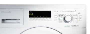 Bauknecht WA PLUS 634 Waschmaschine Frontlader / A+++ / 2+2 Jahre Herstellergarantie / 1400 UpM / 6 kg / Weiß / Startzeitvorwahl / 15-Minuten-Programm / Farbprogramme - 6