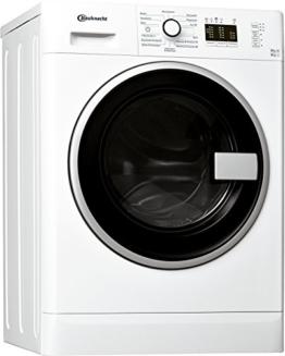 Bauknecht WATK Prime 8614 Waschtrockner / 208 kWh / / Sport-Programm / Mischwäsche und Wolle Programm / weiß - 1