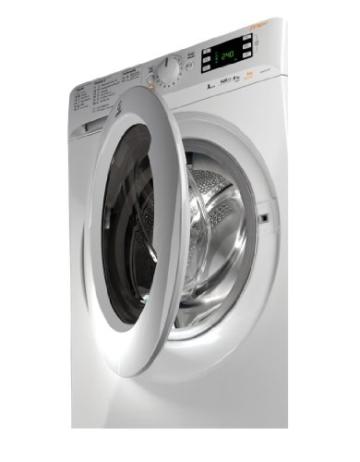 Indesit XWDE 861480X W DE Innex Waschtrockner / 1088 kWh/Jahr / 10000 Liter/Jahr / 8 kg Waschen / 6 kg Trocknen / Inverter-Motor / weiß - 3