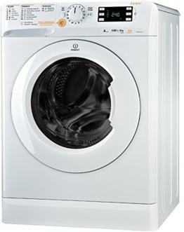Indesit XWDE 861480X W DE Innex Waschtrockner / 1088 kWh/Jahr / 10000 Liter/Jahr / 8 kg Waschen / 6 kg Trocknen / Inverter-Motor / weiß - 1