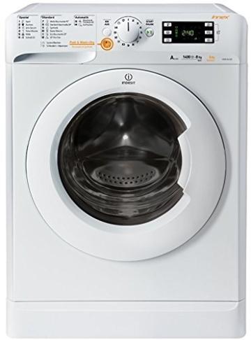 Indesit XWDE 861480X W DE Innex Waschtrockner / 1088 kWh/Jahr / 10000 Liter/Jahr / 8 kg Waschen / 6 kg Trocknen / Inverter-Motor / weiß - 4