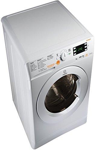 Indesit XWDE 861480X W DE Innex Waschtrockner / 1088 kWh/Jahr / 10000 Liter/Jahr / 8 kg Waschen / 6 kg Trocknen / Inverter-Motor / weiß - 6