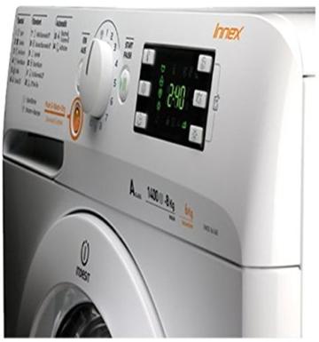 Indesit XWDE 861480X W DE Innex Waschtrockner / 1088 kWh/Jahr / 10000 Liter/Jahr / 8 kg Waschen / 6 kg Trocknen / Inverter-Motor / weiß - 8