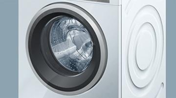 Siemens iQ700 WM16W540 iSensoric Premium-Waschmaschine / A+++ / 1600 UpM / 8kg / weiß / VarioPerfect / Antiflecken-System / Selbstreinigungsschublade - 2