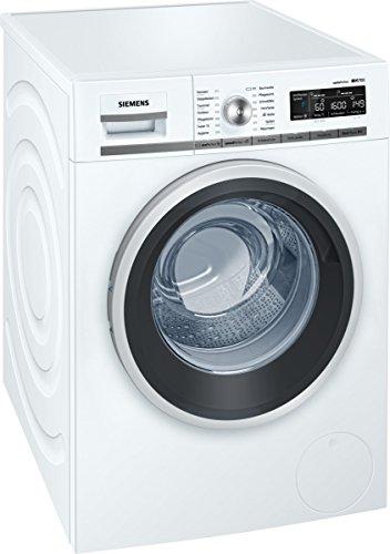 Siemens iQ700 WM16W540 iSensoric Premium-Waschmaschine / A+++ / 1600 UpM / 8kg / weiß / VarioPerfect / Antiflecken-System / Selbstreinigungsschublade - 1