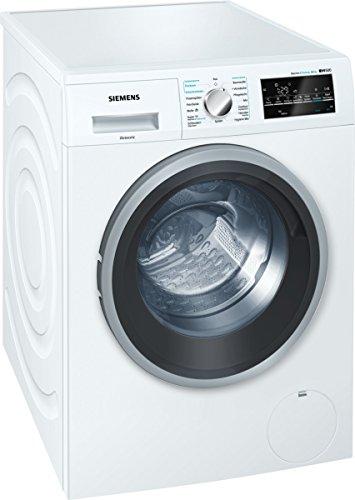 Siemens WD15G442 Waschtrockner / 1088 kWh / 8kg Waschen / 5kg Trocknen / Großes Display mit Endezeitvorwahl / weiß - 1